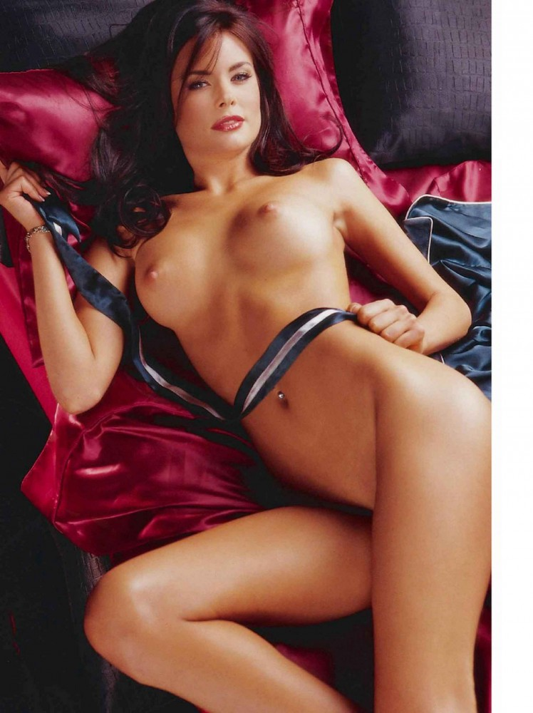 Playboy январь 2008 10 фотография